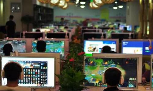 广州欢乐岛网咖,欢乐还可以更多